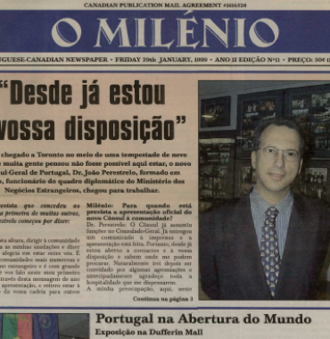 O MILENIO: 1999/01/29 Issue 11