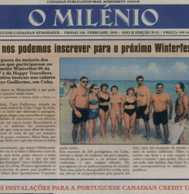 O MILENIO: 1999/02/05 Issue 12