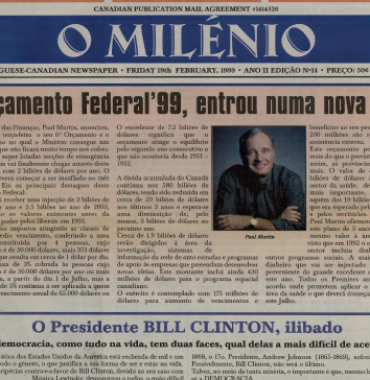 O MILENIO: 1999/02/19 Issue 14