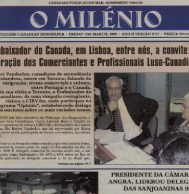 O MILENIO: 1999/03/12 Issue 17