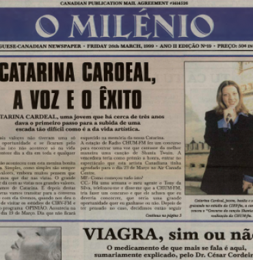 O MILENIO: 1999/03/26 Issue 19
