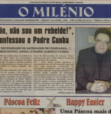 O MILENIO: 1999/04/02 Issue 20