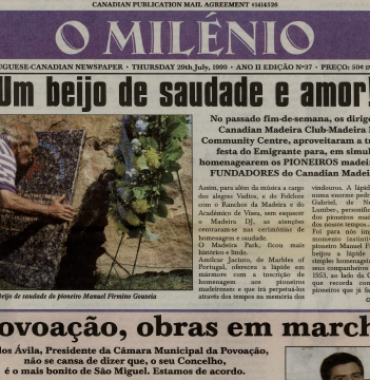 O MILENIO: 1999/07/29 Issue 37