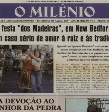 O MILENIO: 1999/08/05 Issue 38