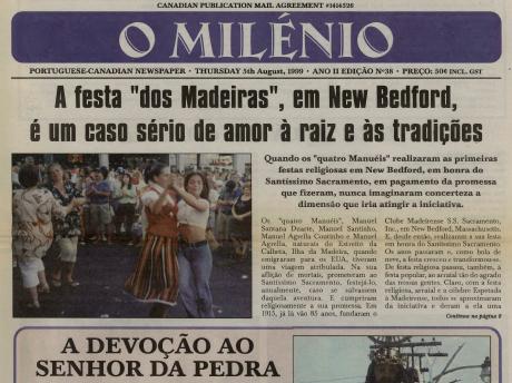 O MILENIO: 1999/08/05 Issue 38