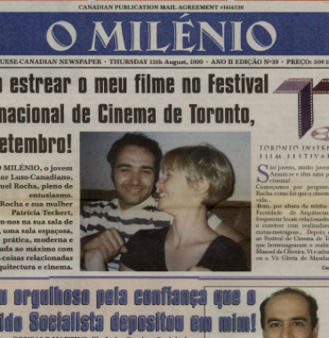 O MILENIO: 1999/08/12 Issue 39