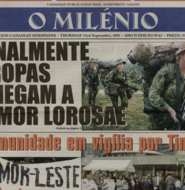 O MILENIO: 1999/09/23 Issue 45