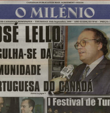 O MILENIO: 1999/09/30 Issue 46