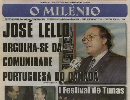 O MILENIO: 1999/09/30 Issue 46