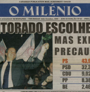 O MILENIO: 1999/10/14 Issue 48