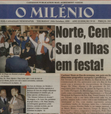 O MILENIO: 1999/10/28 Issue 50