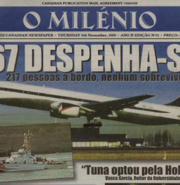 O MILENIO: 1999/11/04 Issue 51