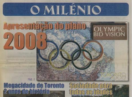 O MILENIO: 1999/11/11 Issue 52