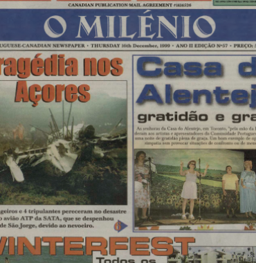 O MILENIO: 1999/12/16 Issue 57