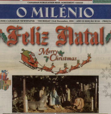 O MILENIO: 1999/12/23 Issue 58