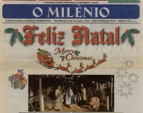 O MILENIO: 1999/12/23 Issue 58