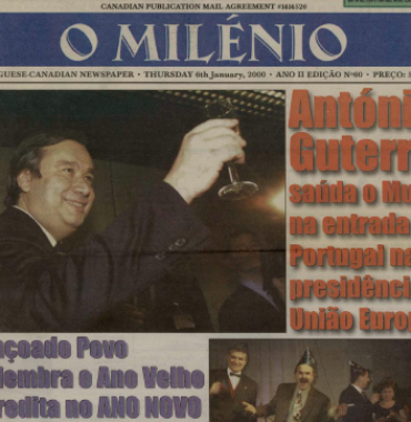 O MILENIO: 2000/01/06 Issue 60