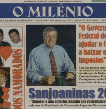 O MILENIO: 2000/02/10 Issue 65