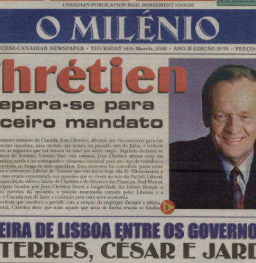 O MILENIO: 2000/03/16 Issue 70