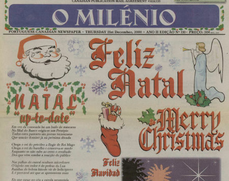 O MILENIO: 2000/12/21 Issue 110