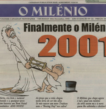 O MILENIO: 2000/12/28 Issue 111