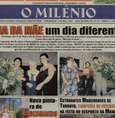 O MILENIO: 2001/05/17 Issue 131