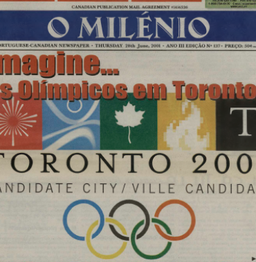 O MILENIO: 2001/06/28 Issue 137