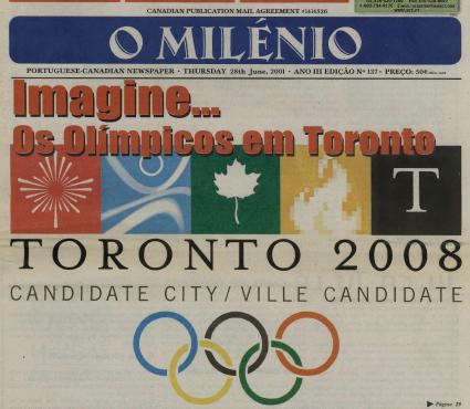 O MILENIO: 2001/06/28 Issue 137