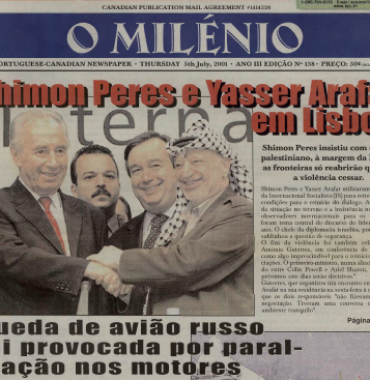 O MILENIO: 2001/07/05 Issue 138