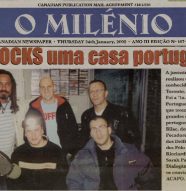 O MILENIO: 2002/01/24 Issue 167