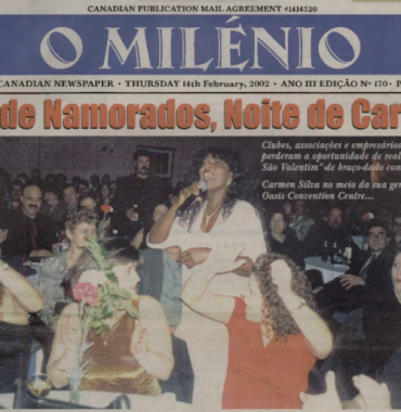 O MILENIO: 2002/02/14 Issue 170