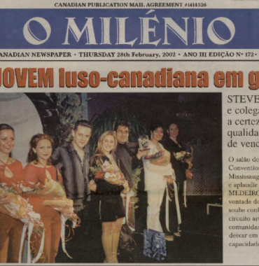 O MILENIO: 2002/02/28 Issue 172