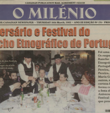 O MILENIO: 2002/03/14 Issue 174