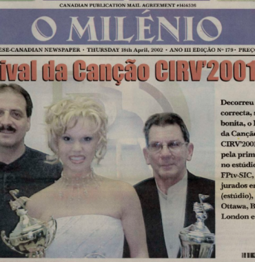 O MILENIO: 2002/04/18 Issue 179