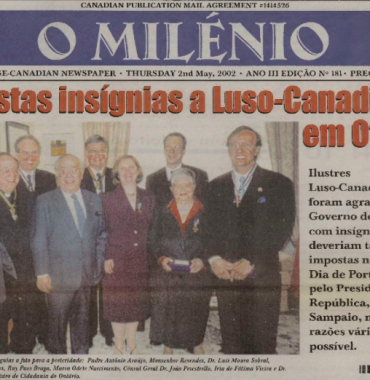 O MILENIO: 2002/05/02 Issue 181