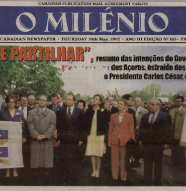 O MILENIO: 2002/05/30 Issue 185