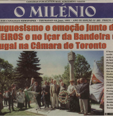 O MILENIO: 2002/06/06 Issue 186