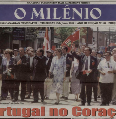 O MILENIO: 2002/06/13 Issue 187