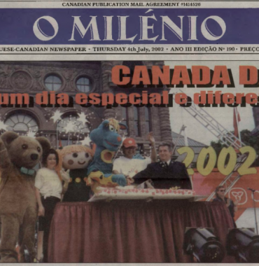 O MILENIO: 2002/07/04 Issue 190