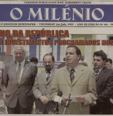 O MILENIO: 2002/07/11 Issue 191