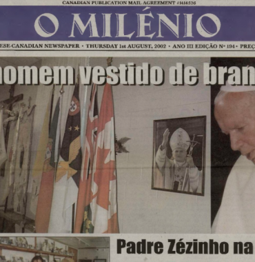 O MILENIO: 2002/08/01 Issue 194