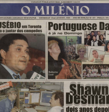 O MILENIO: 2002/08/22 Issue 197