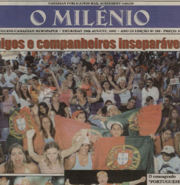 O MILENIO: 2002/08/29 Issue 198