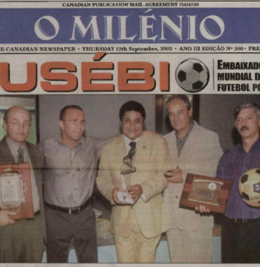 O MILENIO: 2002/09/12 Issue 200