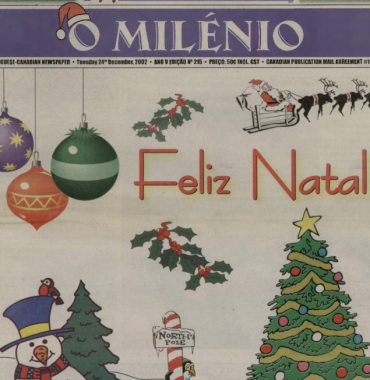 O MILENIO: 2002/12/24 Issue 215