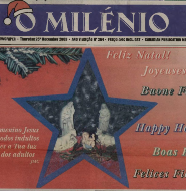O MILENIO: 2003/12/25 Issue 264