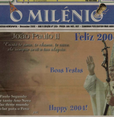 O MILENIO: 2003/12/31 Issue 265