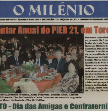 O MILENIO: 2004/03/11 Issue 275