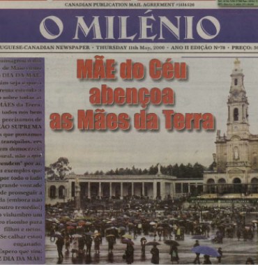O MILENIO: 2000/05/11 Issue 78