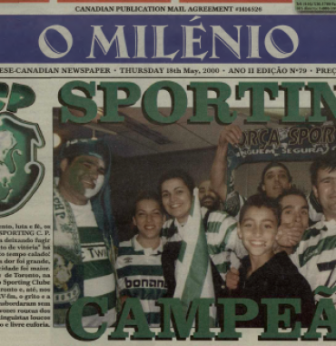 O MILENIO: 2000/05/18 Issue 79
